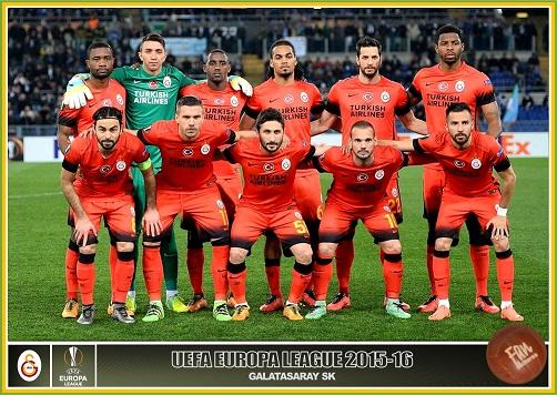 Programm UEFA EL 2015//16 Lokomotive Moskau Besiktas Istanbul