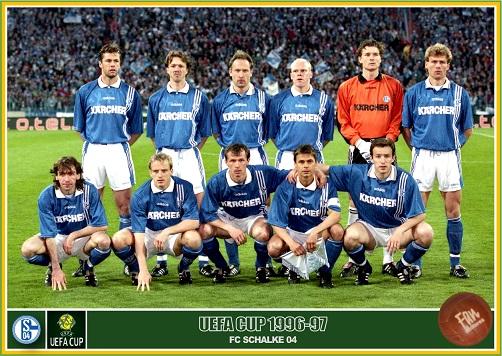fan pictures 1996 97 uefa cup. Black Bedroom Furniture Sets. Home Design Ideas