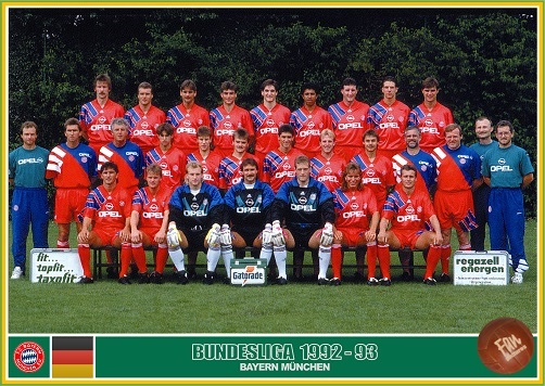 Bundesliga 1992/93
