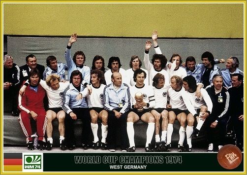 Fan pictures - 1974 FIFA World Cup West Germany