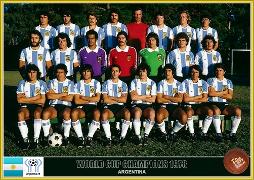 Fan pictures - 1978 FIFA World Cup Argentina