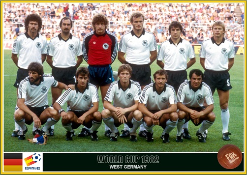 1982 FIFA World Cup Group 2