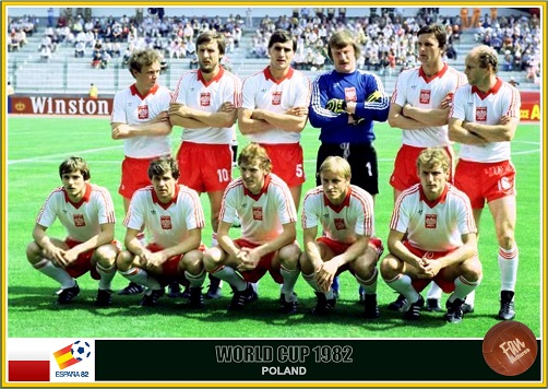 1982 FIFA World Cup Group 4