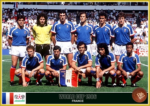 1986 FIFA World Cup Group A
