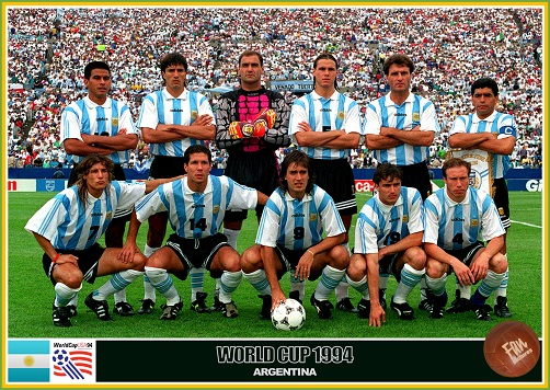 Fan pictures - 1994 FIFA World Cup United States ...