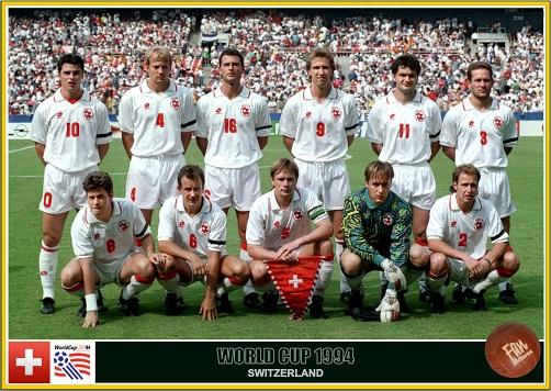 1994 FIFA World Cup Group B