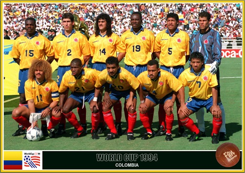 1994 FIFA World Cup Group A