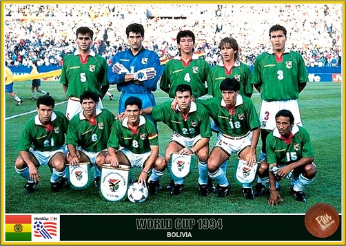 1994 FIFA World Cup Group D
