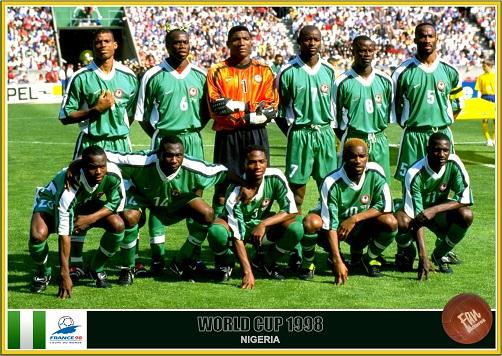 1998 FIFA World Cup squads  Wikipedia