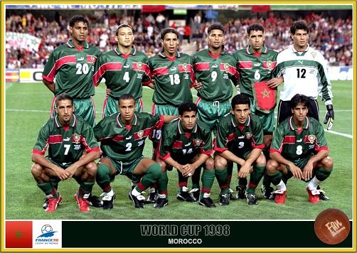 Fifa 1998 world cup