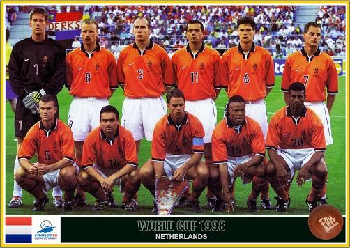 Coupe du Monde de la FIFA France 1998  Matches  FIFAcom